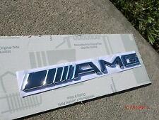 Mercedes-Benz AMG LOGO W210 W220 E55 S55 S63 E63 S65 C63 CLK63 CLK55 S550 S600