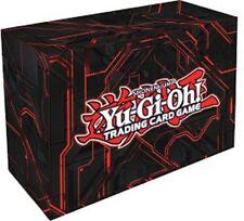 Yu-Gi-Oh! Double Deck Case Zexal Rosso Porta carte Può contenere 2 deck completi