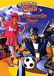 Lazy Town - Records Day (DVD, 2006) NEW SEALED !, FREE SHIPPING!