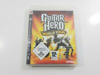 Sony Playstation 3 Game - Guitar Hero World Tour - PS3 - Complete - PAL