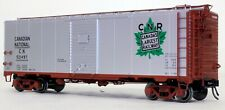 ATLAS 40 Ft. Boxcar - Canadian National - O Scale, 2-Rail