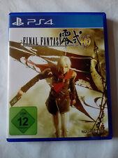 Final Fantasy - Type 0 HD Remaster - PS4 Playstation