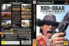 Used PS2 Red Dead Revolver  SONY PLAYSTATION JAPAN IMPORT