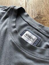 mens armani t shirt medium