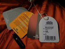 Parajumpers Right Hand MasterPiece - Orange - Size : L  - Exhibition Jacket !