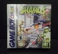 Shamus (Nintendo Game Boy Color, 1999) Brand New Factory Sealed