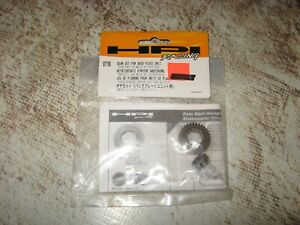 RC HPI 87110 Roto Start Replacement Gear Set Steel 87118