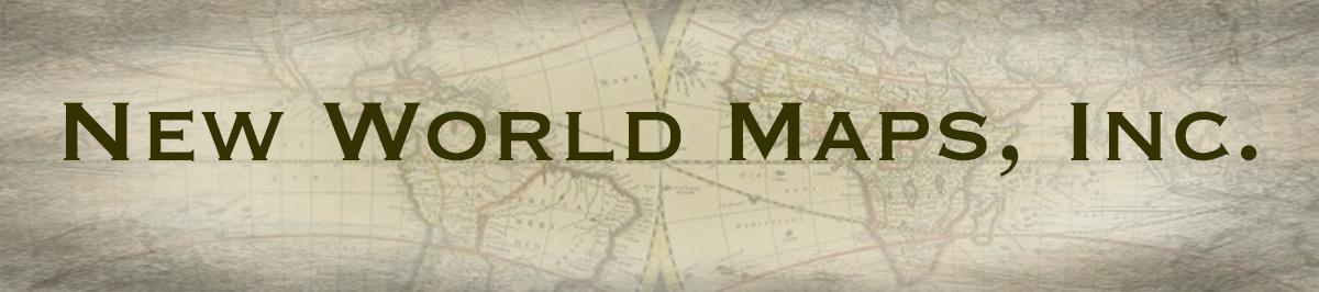 New World Maps