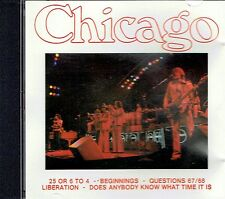 CD - CHICAGO -World star collection