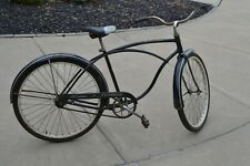 Schwinn Typhoon Vintage Men's/Boy's Black Bicycle Pedal Wheel Bike Tested Works