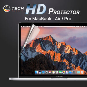 """Clear Screen Protector Film For Apple Macbook Air/Pro 13"""" A2337 A2338 Cover"""