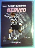 DVD PAVEL NEDVED I NOSTRI CAMPIONI GAZZETTA DELLO SPORT JUVENTUS JUVE