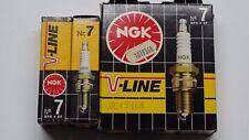6 x bujías NGK V-line 7 bpr6ef 1183 nuevo