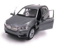 BMW X5 SUV Modellauto Auto LIZENZPRODUKT 1:34-1:39 versch Farben