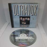 ULTRAVOX - THE COLLECTION - GREATEST HITS CD - ALBUM