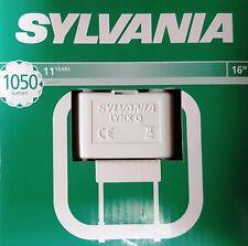 2 X 16W 2PIN Sylvania 40000K Blanco Frío Enchufe PL-Q Lynx Q GR8 mamparo