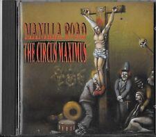 Manilla Road The Circus Maximus CD 1992 Black Dragon Rec bdcd 0533 Brocas Casque