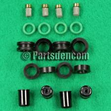 FUEL INJECTOR SERVICE KIT FITS HOLDEN RODEO TF 4ZE1 2.6L 4 CYL 88-92 INJECTORS