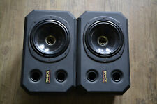 USED Pair OF Tannoy System 600 Dual Concentric Passive Studio Speakers