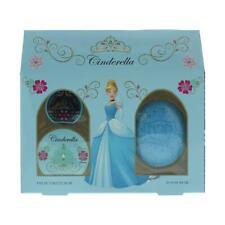 Disney Cinderella Eau de Toilette 50ml & 3D Soap 50g Gift Set Children's