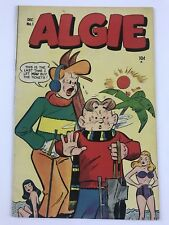 Algie #1 - Printing error-Dark Mysteries #24 comic VF