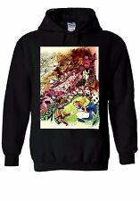 Alice in Wonderland Disney Cartoon Hoodie Sweatshirt Jumper Men Women Unisex 368