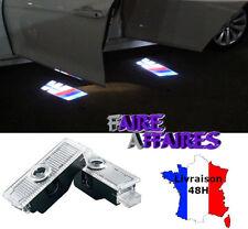 2 lumières de seuil de porte BMW Motorsport Logo M E60 E61 E90 E91 E92 E93 320D