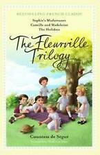 The Fleurville Trilogy by Comtesse De Segur Bestselling French Classic