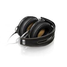Authentic Sennheiser Momentum 2 Black Over Ear Headphones Good Shape