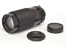 Albinar ADG MC Macro 80-200mm F3.9 Lens For Nikon F Mount! Good Condition!