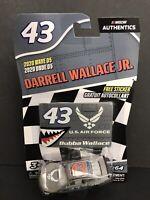 WAVE 05 NASCAR Authentics 1:64 DARRELL BUBBA WALLACE Jr #43 U.S. Air Force CHEVY