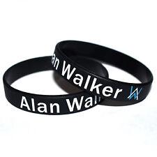 Alan Walker | Silikon Armband Schwarz | Fanartikel | Festival Sonderedition