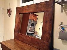 La Grande St. Malo, a rustic hand crafted mirror