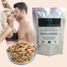 MALE SEXUAL ENHANCER 100 CAPS BUTEA SUPERBA 500MG Libido Potence