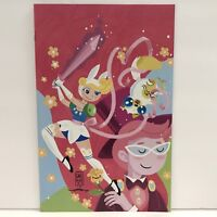 Adventure Time with Fionna & Cake #3 Lea Hernandez Virgin Variant Cover C HTF VF