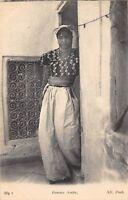 CPA ALGERIE FEMME ARABE