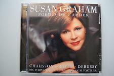 Susan Graham: Poème de l'amour CHAUSSON, RAVEL-BBC Symph. Orch., TORTELIER-CD