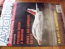 µµ Aviation Magazine International n°1014 Daguet 1er mirage JPATS KE 007