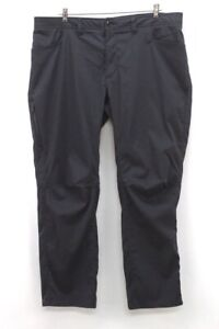 charcoal UNDER ARMOUR storm enduro tactical tech pants 1316928 ripstop 44 x 32