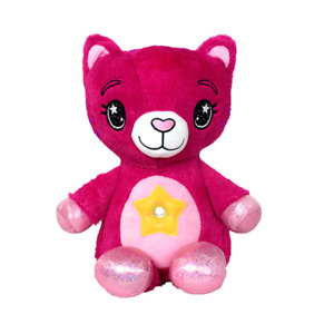 Star Belly Dream Lites Stuffed Animal Night Light Pink Kitty - No Box