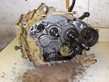 00 YAMAHA 400 BIG BEAR  2X4 ATV ENGINE ( BOTTOM END ) D415