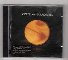 (ID873) Coldplay, Parachutes - 2000 CD