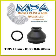 5 x BALL JOINT TRACK ROD ENDS TBK336A RUBBER BOOTS WITH O-RINGS (BJC4)