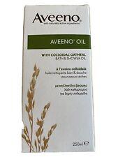 Aveeno Oil With Colloidal Oatmeal Bath & Shower Oil 250ml