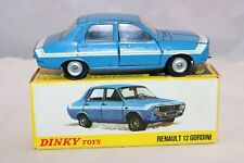 Dinky Toys 1424 G Renault 12 Gordini in excellent plus all original condition