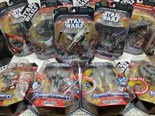 Transformers / Star Wars 6in. Action Figures / Vehicles Hasbro 2006 NISP Toy 5+
