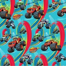 Blaze y el monstruo máquinas oficial para Niños Niños Papel Pintado WP4-BLA-ZE1-12