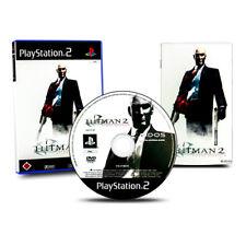 PLAYSTATION 2 - PS2 JEU HITMAN 2 - Silencieux Assassin (Age Minimum Recommandé