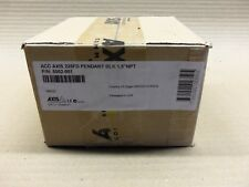 "New in Box AXIS 5502-001 ACC 225FD Pendant Blk 1,5""NPT"