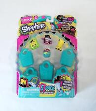 SHOPKINS Season 3 Limited Special Edition CHOC FROSTED 5 Pack Baby/blind bags